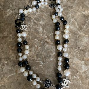 VIP Chanel gift necklace